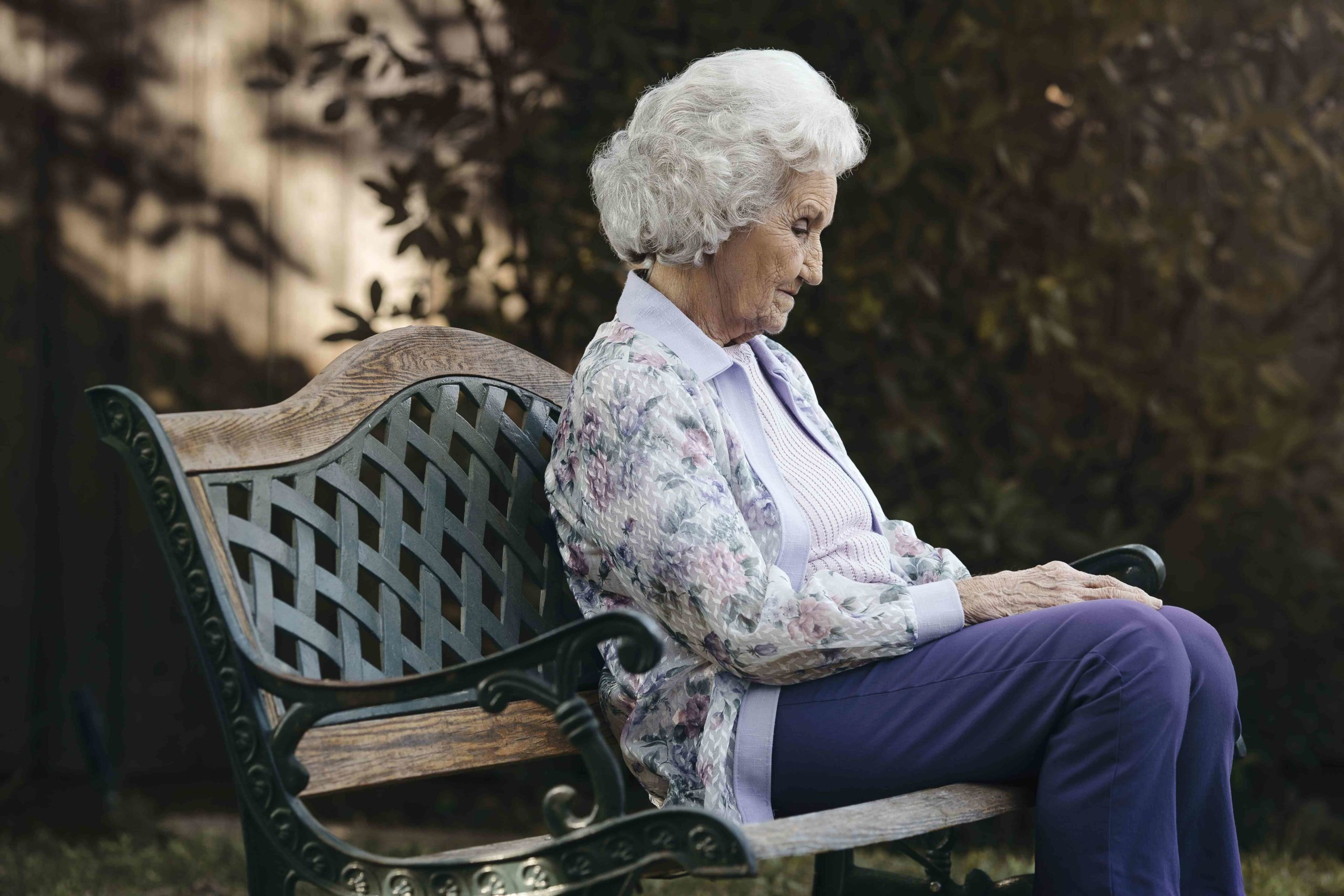 Combatting Loneliness and Isolation in Aging Parents