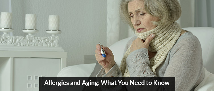 Allergies and Aging : What You Need to Know Clinton Township , MI