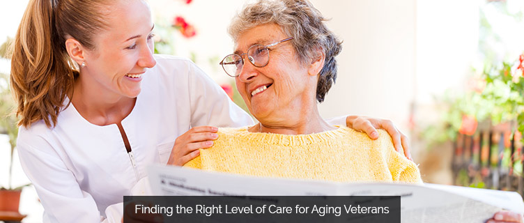 Finding the Right Level of Care for Aging Veterans in Clinton Township, Michigan