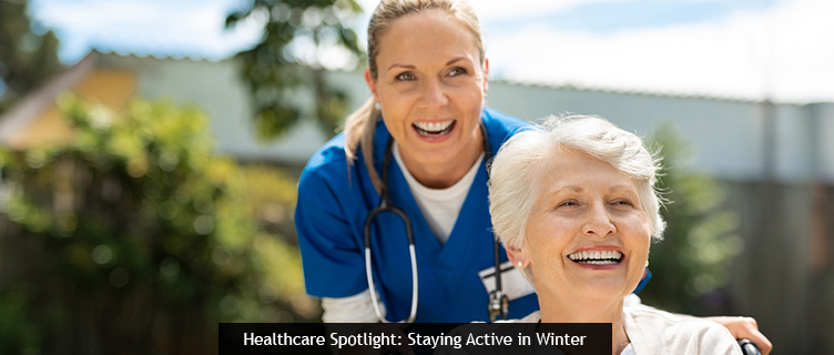 Healthcare Spotlight: Staying Active in Winter In Clinton Township