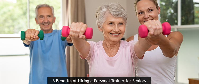 6 Benefits of Hiring a Personal Trainer in Clinton Township for Seniors