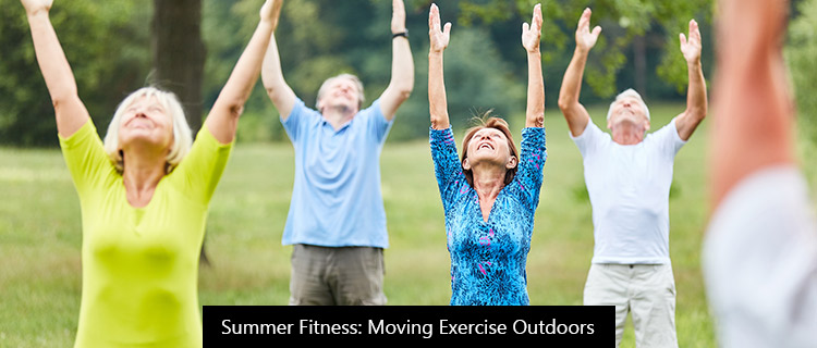 Summer Fitness: Moving Exercise Outdoors in Clinton Township, MI