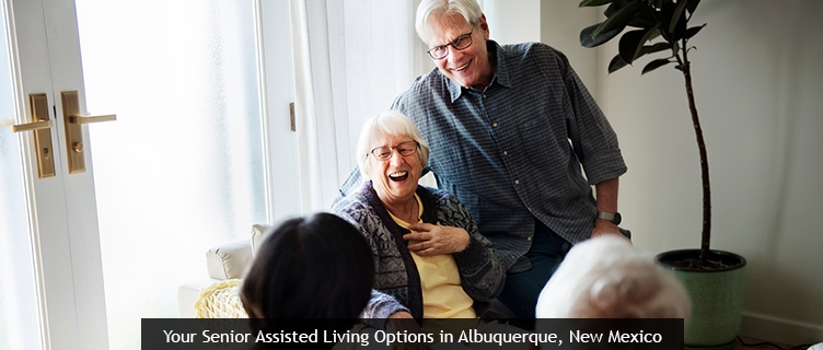 Your Senior Assisted Living Options in Albuquerque, New Mexico
