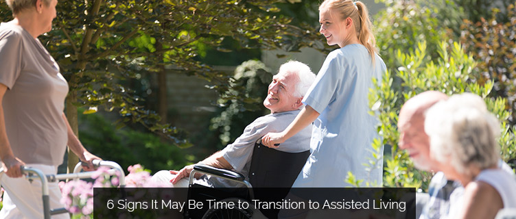 Six Signs It May Be Time to Transition to Assisted Living in Fox Chapel