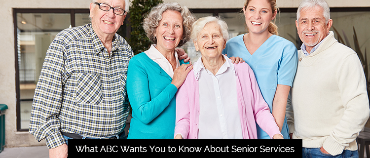 What ABC Wants You to Know About Senior Services in Fox Chapel