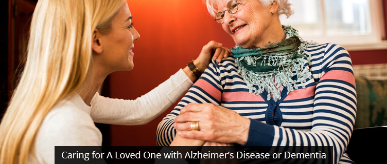 Caring for A Loved One with Alzheimer's Disease or Dementia in Katy, TX