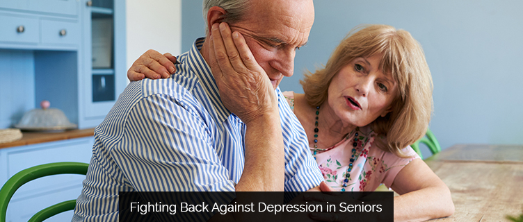 Fighting Back Against Depression in Seniors