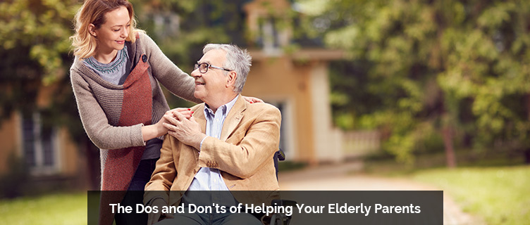 The Dos and Don'ts of Helping Your Elderly Parents in Midlothian, VA