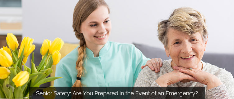 Senior Safety in Midlothian : Are You Prepared in the Event of an Emergency?