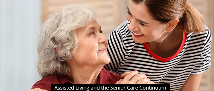 Assisted Living and the Senior Care Continuum in Midlothian