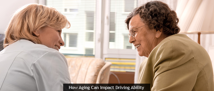 How Aging Can Impact Driving Ability