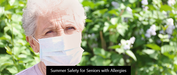 Summer Safety for Seniors with Allergies